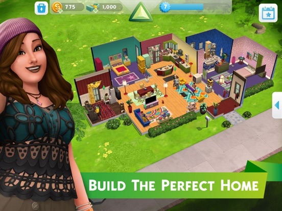 Image of The Sims™ Mobile for iPad