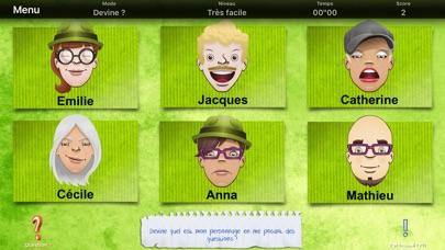 Screenshot Qui est-ce!? • Premium