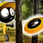 Stickman Disc Golf Battle icon
