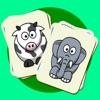 Animal Snap Card Game