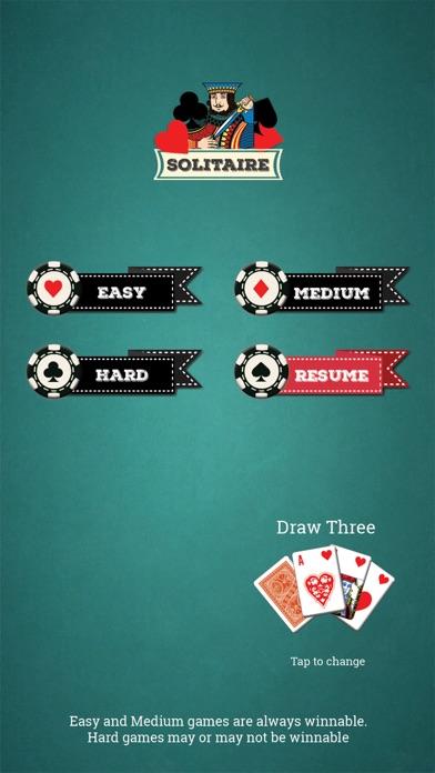 Solitaire Diamond Card Game screenshot 3