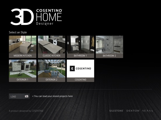 home design website. iPad Screenshot 1 Cosentino Home Design on the App Store