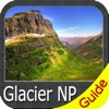 Glacier National Park - Topo