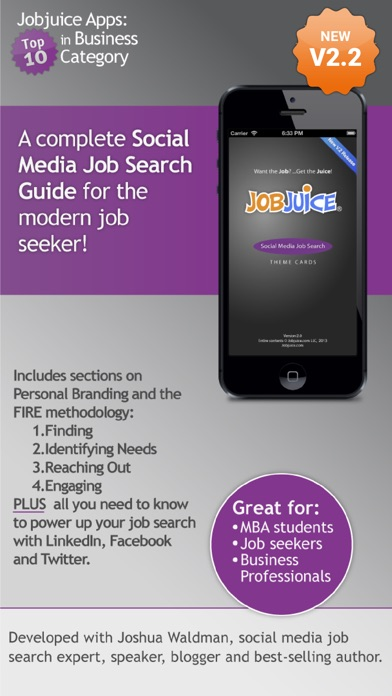 SM Job Search-Jobjuice Screenshots