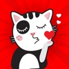 Angry Kitten iMessage Stickers