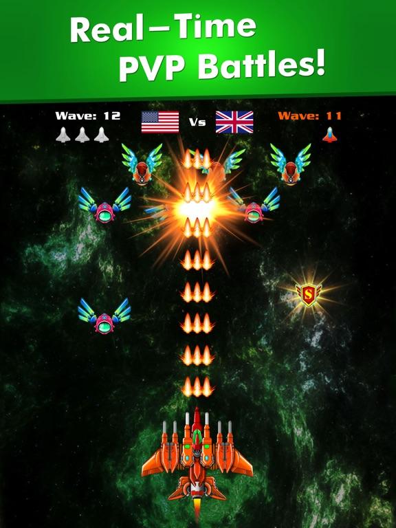 Galaxy Attack: Alien Shooter для iPad
