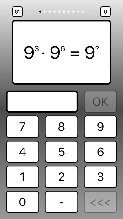 SpeedMaths! Screenshots