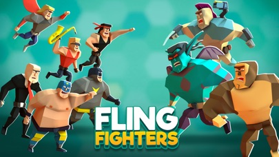 Screenshot 5 Fling Fighters