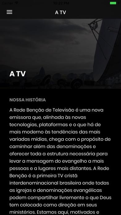 Rede Benção Publicação screenshot 3