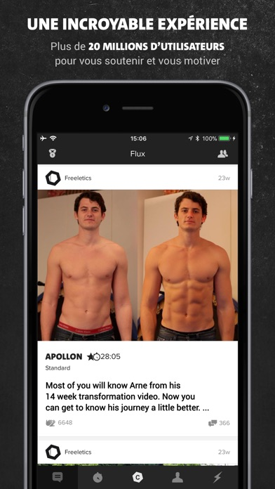 download Freeletics Bodyweight apps 2