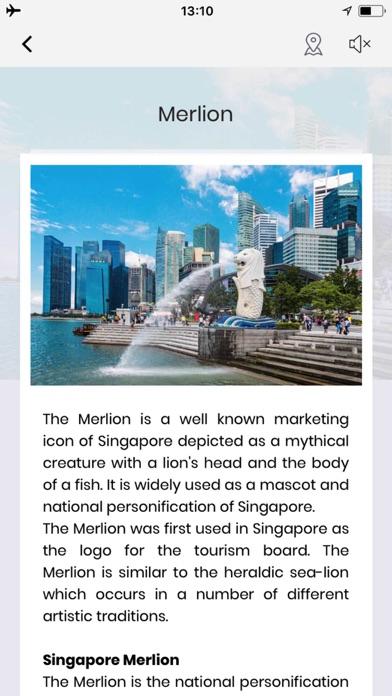Singapour Guide de VoyageCapture d'écran de 4