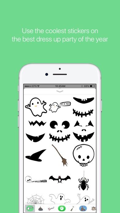 My Halloween Stickers review screenshots