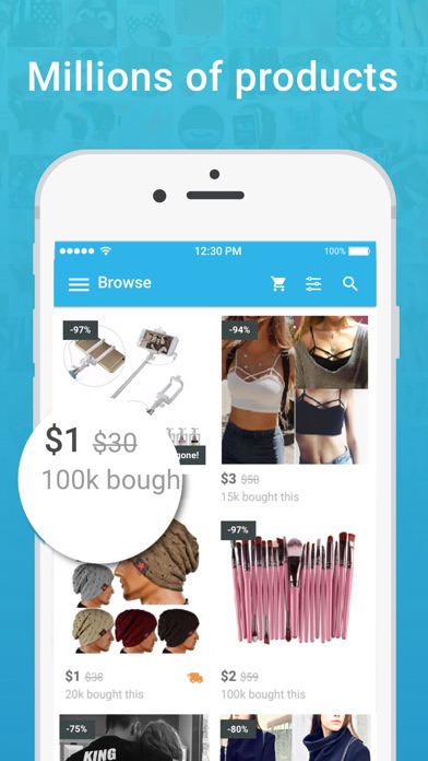 download Wish - Shopping Made Fun apps 2