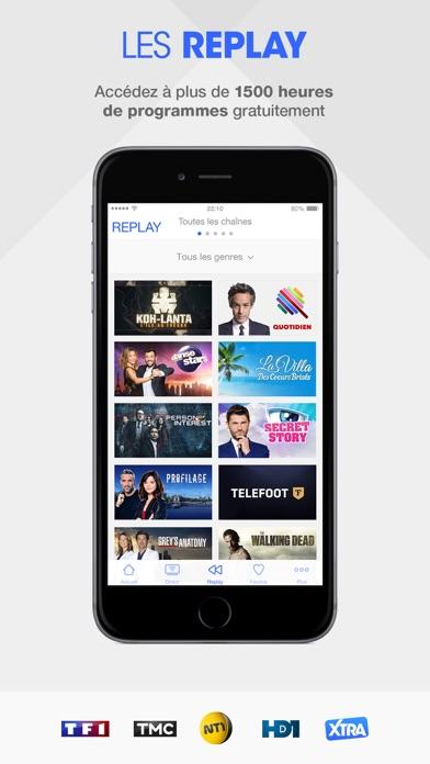 download MYTF1 : TV en direct et Replay apps 1