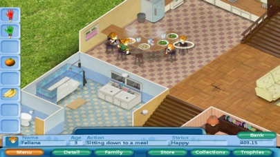 Virtual Families screenshot1