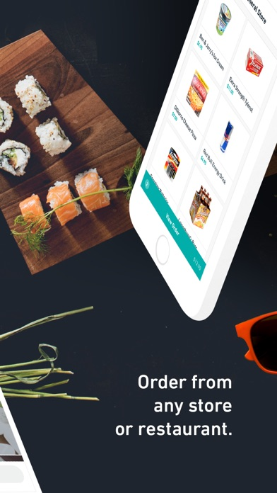 Postmates - Food Delivery Скриншоты5
