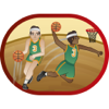 download Basketball Emoji