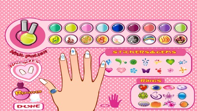 Nail Salon! screenshot 2