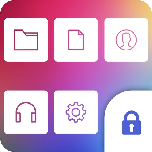 Don't Touch This - Lock Photos,Videos&Secret Vault iOS App