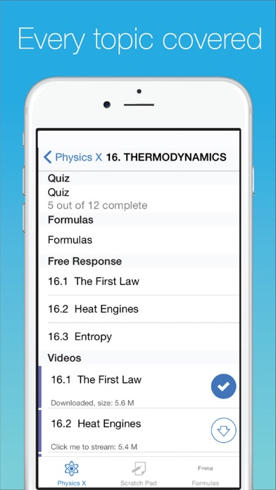 Physics X Screenshots