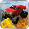 mahmoud mimoun - Monster Truck Stunts Pro  artwork