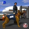 Cane poliziotto Aeroporto Crim