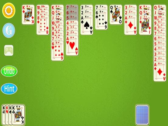 Игра Пасьянс Паук для мобильных