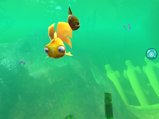 App shopper feed and battle grow fish games for Grow fish game