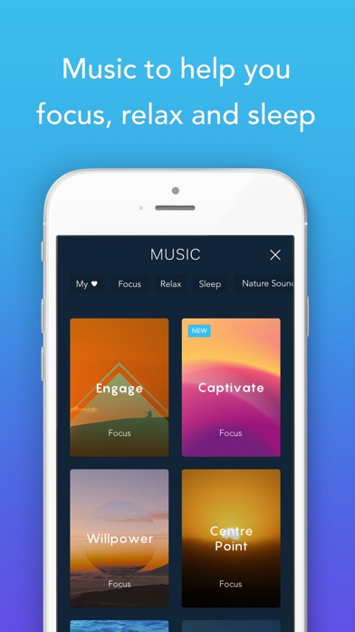 download Calm: Meditation appstore review
