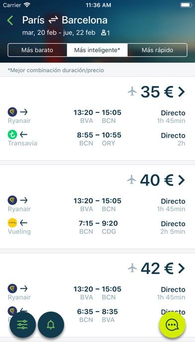 download Liligo: vuelos,hoteles, coches apps 0