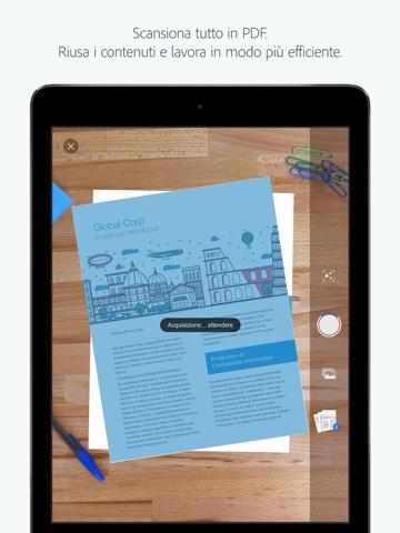Adobe Scan screenshot 1