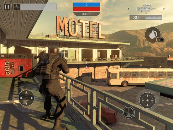 Afterpulse - спецназ команда Скриншоты8