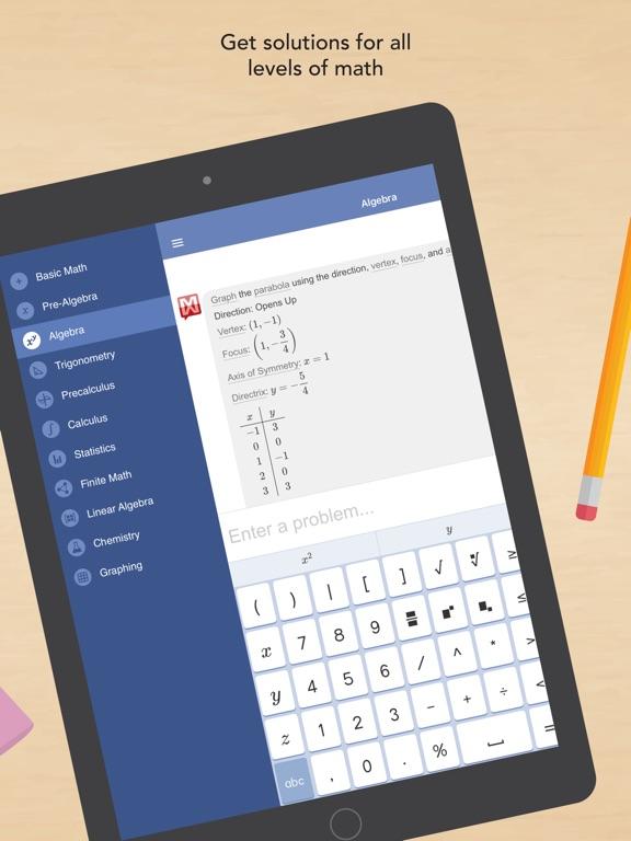 Mathway app reviews bestappsforkids app info fandeluxe Images