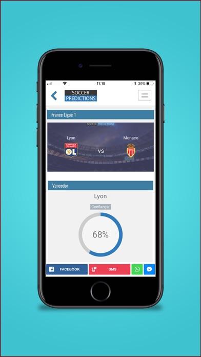 Soccer PredictionsСкриншоты 3