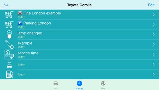 My_Car Screenshots