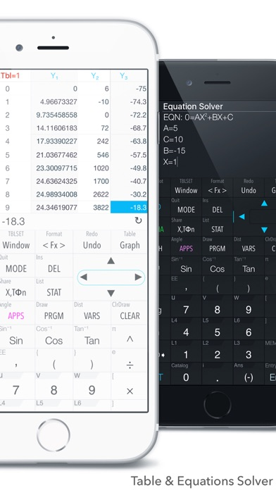 Graphing Calculator Plus screenshot 4