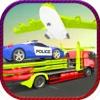 Police Airplane Transporter - Pro