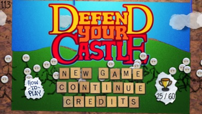 Screenshot #1 for Defend Your Castle