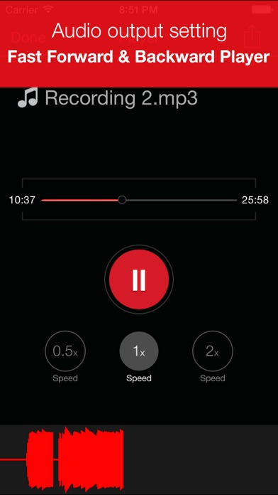 download Recorder Plus : Voice Recorder appstore review