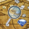 Digger's Map: Natural Resources & Minerals