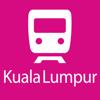 Kuala Lumpur Rail Map Lite