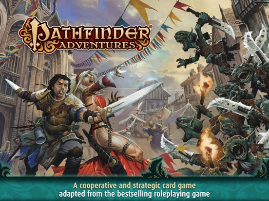 Screenshot #1 for Pathfinder Adventures