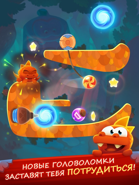 Скачать игру Cut the Rope: Magic GOLD