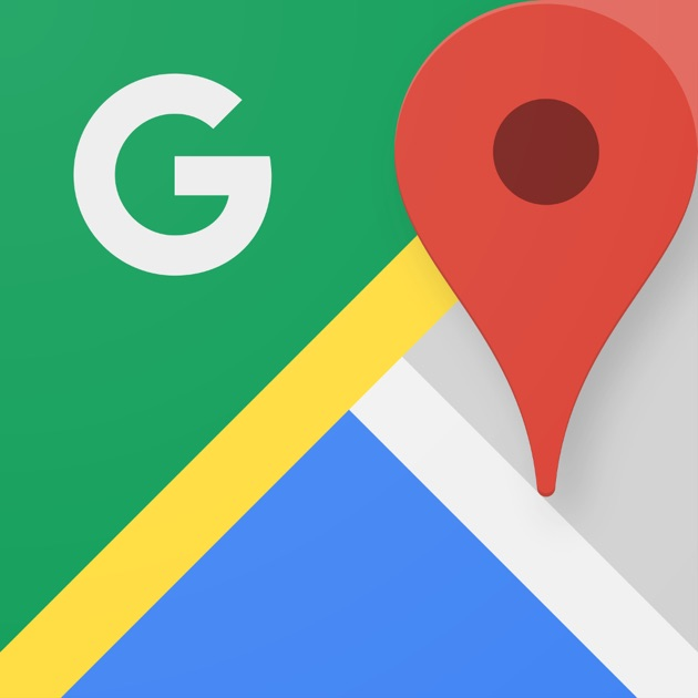Google Maps GPS Navigation On The App Store - Download map of us apple