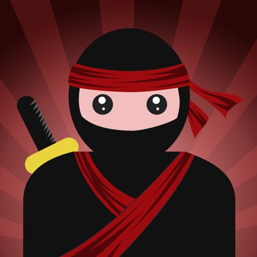 Jumping Ninja Epic Race - awesome fast tap jumping game iOS App