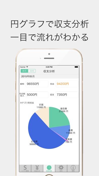 download 家計簿シフトwallet シフトやバイト給料計算ボード apps 2