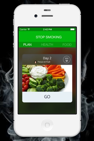 Stop Smoking in Five Days - Five day step by step program to change daily habits and achieve their goal to quit smoking screenshot 1