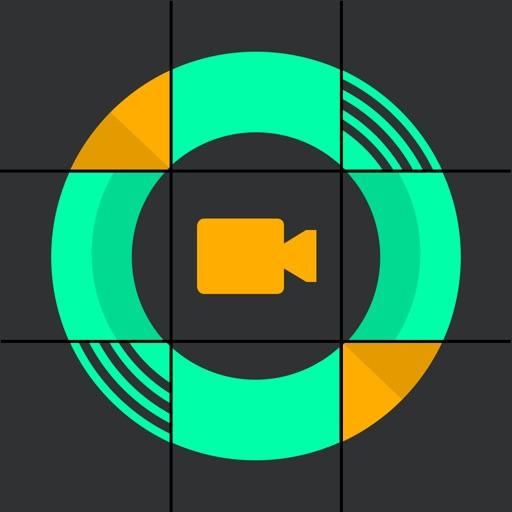 切割视频:Gridplay