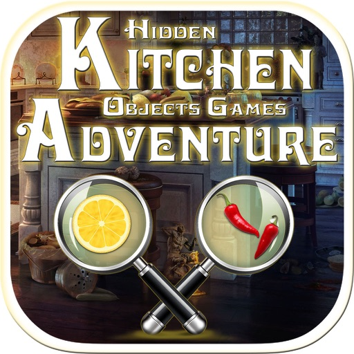 Hidden Objects : Kitchen Adventure