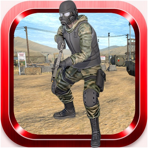 Real Trigger FPS Weapons Shooting Test : Desert Range Mission Games Free iOS App